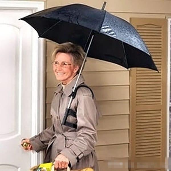 Easy umbrella 6047 Hands free umbrella